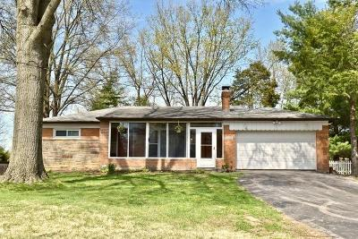 Single Family Home For Sale: 10128 Zig Zag Road