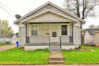 Hamilton Single Family Home For Sale: 703 Noyes Avenue