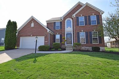 Single Family Home For Sale: 1245 Shawnee Run Drive