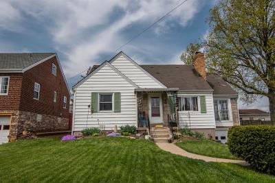 Green Twp Single Family Home For Sale: 5439 Edalbert Drive