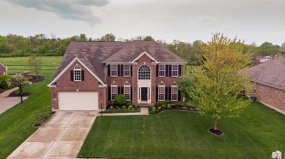 Fairfield Single Family Home For Sale: 5960 Emerald Lake Drive