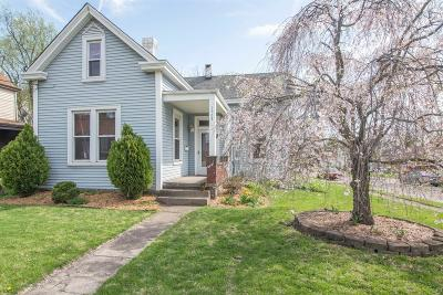 Hamilton County, Butler County, Warren County, Clermont County Single Family Home For Sale: 1523 Kinney Avenue