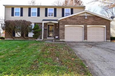 Colerain Twp Single Family Home For Sale: 3073 Windsong Drive