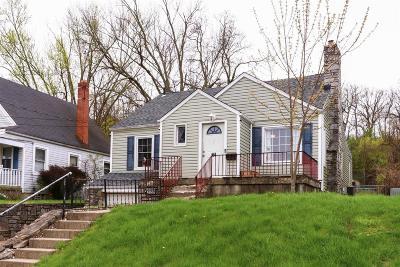 Hamilton Single Family Home For Sale: 713 Millikin Street