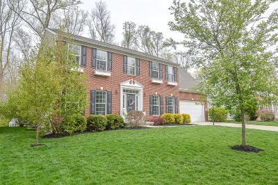Single Family Home For Sale: 1464 Shawnee Run Drive