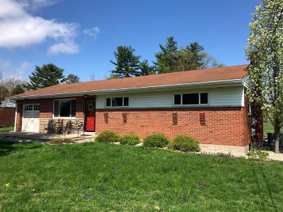 Single Family Home For Sale: 812 Wards Corner Road