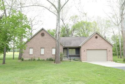 Clermont County Single Family Home For Sale: 1904 Elklick Road