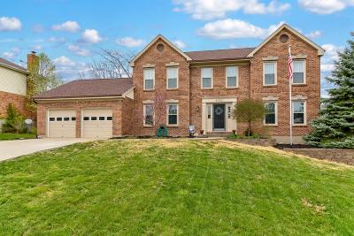 West Chester Single Family Home For Sale: 5352 Tasselberry Drive