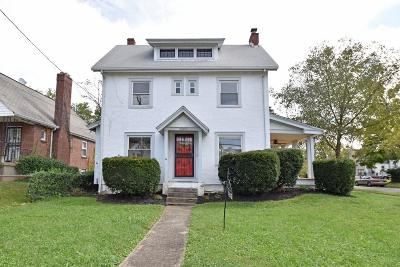 Single Family Home For Sale: 6202 Kennedy Avenue