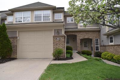 Cincinnati OH Condo/Townhouse For Sale: $205,000