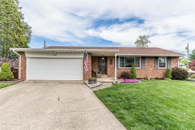 Hamilton County, Butler County, Warren County, Clermont County Single Family Home For Sale: 1434 Castleberry Court
