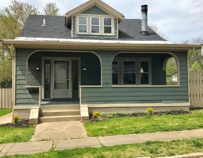 Single Family Home For Sale: 117 Meridian Street