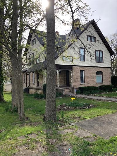 Highland County Single Family Home For Sale: 657 S Washington Street