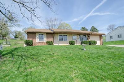 Fairfield Single Family Home For Sale: 2418 Mack Road