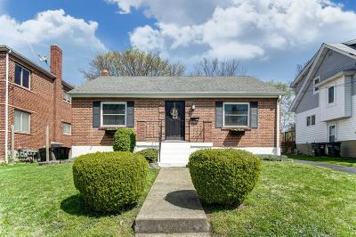 Single Family Home For Sale: 4236 Sibley Avenue