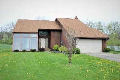 Fairfield Twp Single Family Home For Sale: 3902 Niemoeller Drive