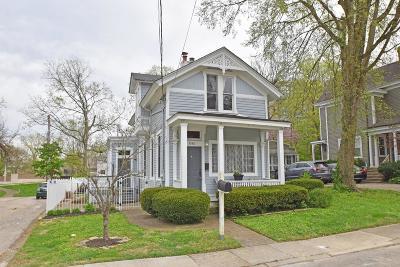 Single Family Home For Sale: 3538 Larkspur Avenue