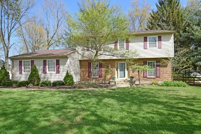 Warren County, Clermont County, Hamilton County, Butler County Single Family Home For Sale: 10568 Kenridge Drive