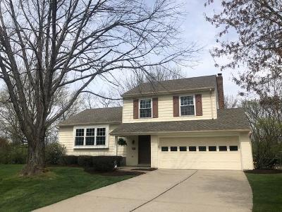 Hamilton County, Butler County, Warren County, Clermont County Single Family Home For Sale: 2792 Mahoning Court