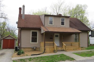 HILLSBORO Single Family Home For Sale: 335 E Walnut Street