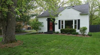 Single Family Home For Sale: 7237 Rita Lane
