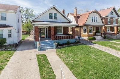 Single Family Home For Sale: 2937 Robertson Avenue