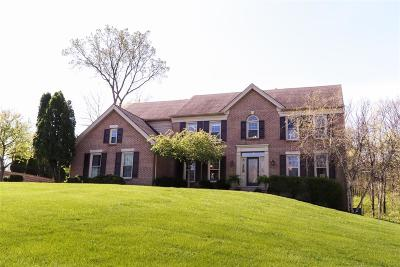 Single Family Home For Sale: 2545 Apple Ridge Lane