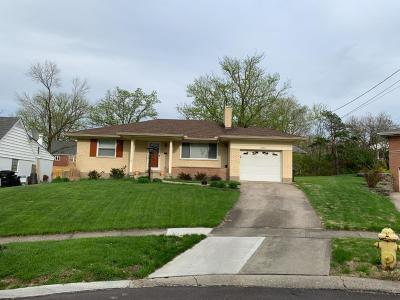 Single Family Home For Sale: 2990 Epworth Court