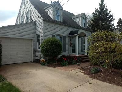 Middletown Single Family Home For Sale: 306 S Highview Road