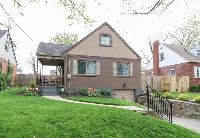 Single Family Home For Sale: 2461 Downing