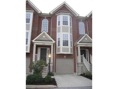 Cincinnati OH Condo/Townhouse For Sale: $1,950