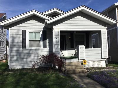 Hamilton Single Family Home For Sale: 618 Prytania Avenue