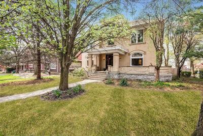 Cincinnati Single Family Home For Sale: 4735 Glenway Avenue