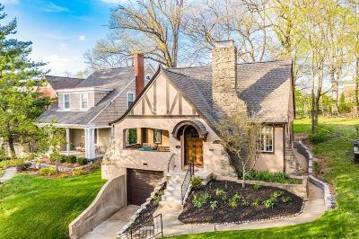 Cincinnati Single Family Home For Sale: 2910 Douglas Terrace