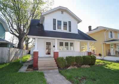 Hamilton Single Family Home For Sale: 314 Progress Avenue