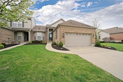 Mason Condo/Townhouse For Sale: 6285 Lake Front Drive