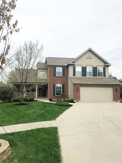 Liberty Twp Single Family Home For Sale: 6420 Norfolk Court