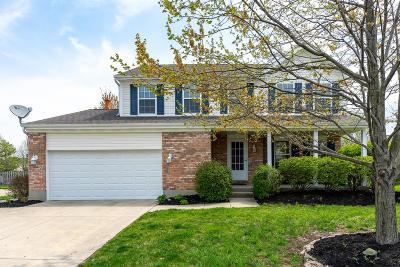 Mason Single Family Home For Sale: 5096 Lexington Court