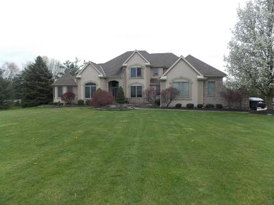 Liberty Twp Single Family Home For Sale: 7951 Evergreen Lane