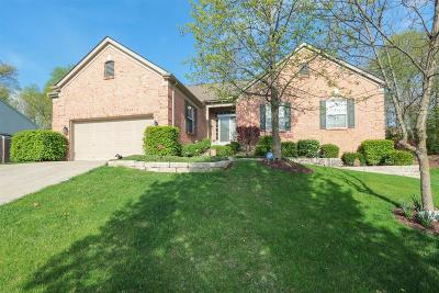 Hamilton Single Family Home For Sale: 6147 Avebury Court