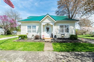 Brown County Single Family Home For Sale: 119 W North Street