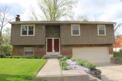 Cincinnati Single Family Home For Sale: 3780 Woodsong Drive