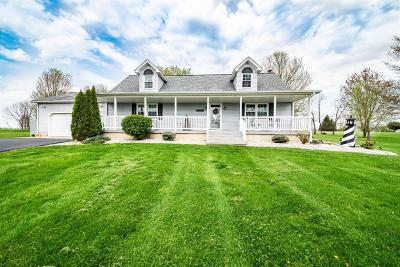 Adams County, Brown County, Clinton County, Highland County Single Family Home For Sale: 4625 Graybill Road