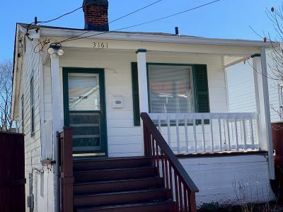 Cincinnati Single Family Home For Sale: 3161 Celeron Avenue