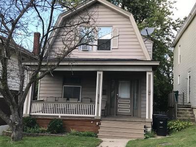 Cincinnati Single Family Home For Sale: 2716 Willard Avenue