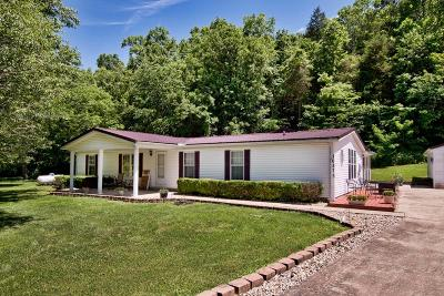 Brown County Single Family Home For Sale: 10273 Suck Run Road