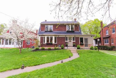 Single Family Home For Sale: 96 Burns Avenue