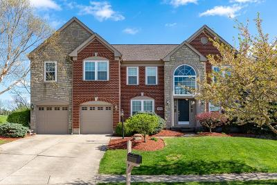 West Chester Single Family Home For Sale: 8816 Carey Woods Lane