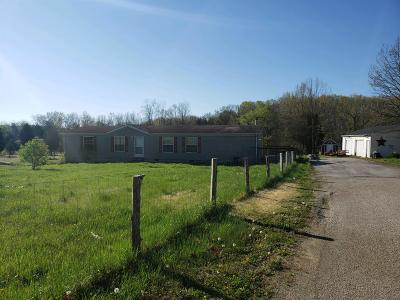 West Union OH Single Family Home For Sale: $129,900