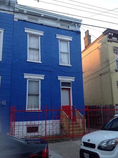 Cincinnati Multi Family Home For Sale: 2225 Victor Street